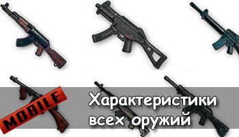 ТОП 7 оружия