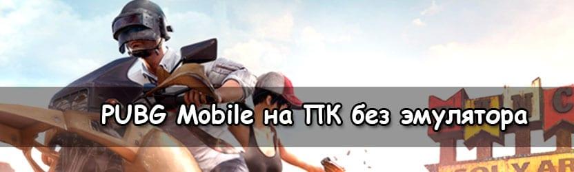 Mobile на ПК без эмулятора